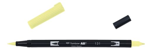 Tombow Dual Brush - ABT 131 Lemon lime