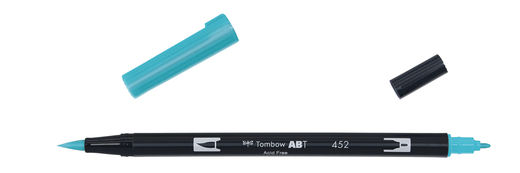 Tombow Dual Brush - ABT 452 Process blue