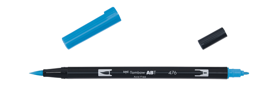 Tombow Dual Brush - ABT 476 Cyan