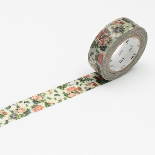 MT Masking tape - Mini flower botanical art