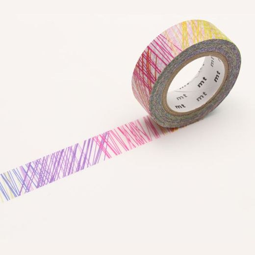 MT Masking tape - Scribble