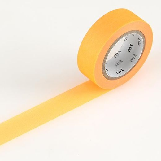 MT Masking tape - Shocking orange