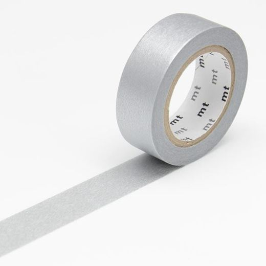 MT Masking tape - Silver