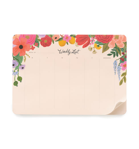 Weekly list Rifle Paper Co. - Garden Party