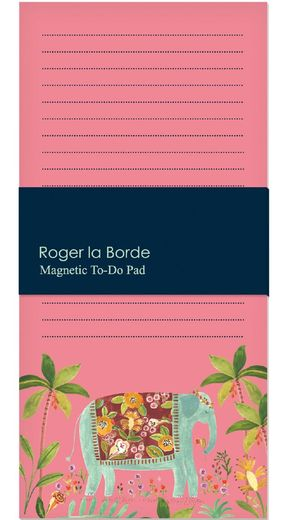 To do -lista Roger la Borde - Over the Rainbow