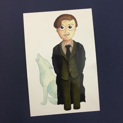 Postikortti Harry Potter - Remus