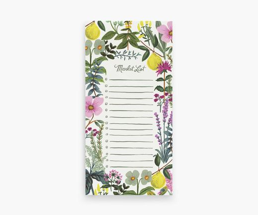 To do -lista Rifle Paper Co. - Herb garden