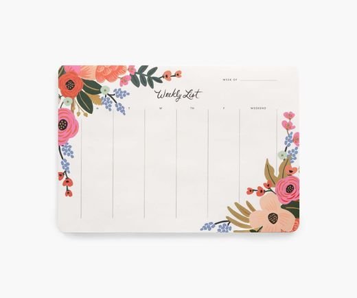 Weekly list Rifle Paper Co. - Lively floral